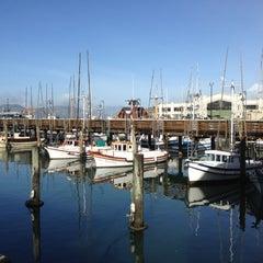 Photo taken at Fisherman's Wharf by Jess M. on 11/22/2012