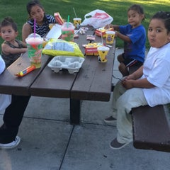 Photo taken at West view park by Mila on 8/28/2015