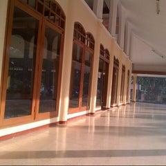 Photo taken at Masjid Al-Maghfirah by Reshi N. on 5/9/2013