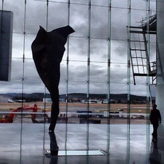 Photo taken at Canberra International Airport (CBR) by David B. on 6/23/2013