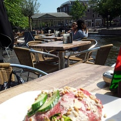 Photo taken at Grand Café De Stadthouder by Margret d. on 7/15/2013