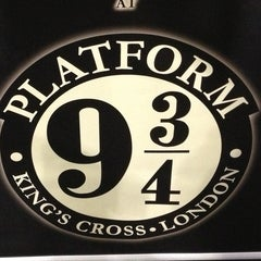 Photo taken at Platform 9¾ by Lesley G. on 1/1/2013