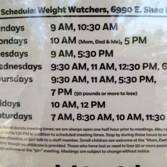 Photo taken at Weight Watchers by Michael C. on 7/23/2013