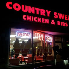 Photo taken at Country Sweet Chicken & Ribs by Christina C. on 4/8/2013