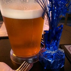 Photo taken at The Blue Line Sports Bar by Chris D. on 3/11/2013