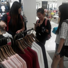 Photo taken at Padini Concept Store by Oh S. on 7/2/2015
