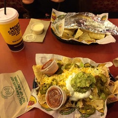 Photo taken at Moe's Southwest Grill by Lemon S. on 10/17/2014