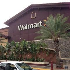 Photo taken at Walmart Supercenter by Chris on 11/15/2012