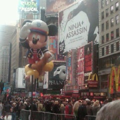 Photo taken at Macy's Parade & Entertainment Group by Brad H. on 12/31/2015