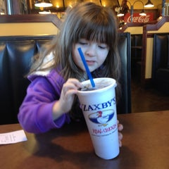 Photo taken at Zaxby's by Carie V. on 12/30/2012