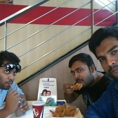Photo taken at KFC by Rohith K. on 5/17/2015