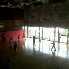 Photo taken at Hoops Arena by dedyap on 12/15/2012