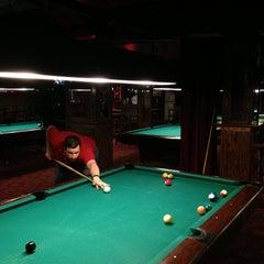 Photo taken at Amsterdam Billiards & Bar by James C. on 5/13/2013