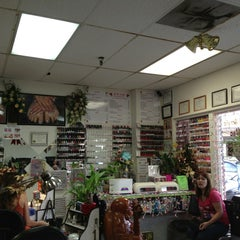 Photo taken at Judy's Nail Salon by Shavone W. on 12/29/2012