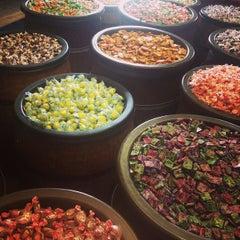 Photo taken at Savannah's Candy Kitchen by Meg W. on 7/18/2013