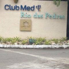 Photo taken at Club Med Rio das Pedras by Marcio G. on 6/28/2013