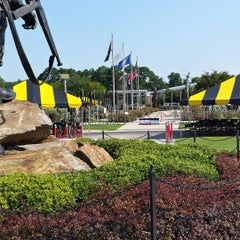 Photo taken at Airborne & Special Operations Museum by ASOMF A. on 8/14/2015
