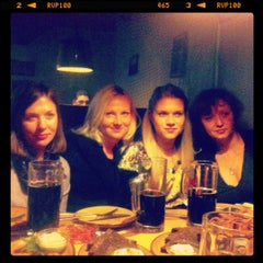 Photo taken at Ерш by Maria G. on 10/3/2012