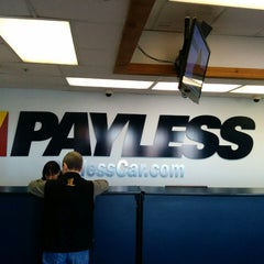Photo taken at Payless Car Rental by Christopher F. on 2/27/2014