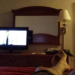 Photo taken at Comfort Suites by Mike on 6/20/2013