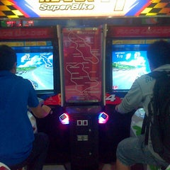 Photo taken at Timezone by Orville Y. on 5/10/2013