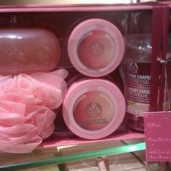 Photo taken at The Body Shop by Nancy M. on 2/1/2013