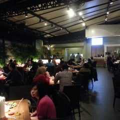 Photo taken at Garden Cafe by olive t. on 12/5/2014