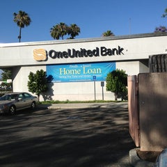 Photo taken at One United Bank by Theron X. on 6/5/2013