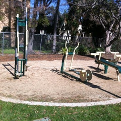 Photo taken at Benny H. Potter West Adams Avenues Memorial Park by Theron X. on 1/30/2013