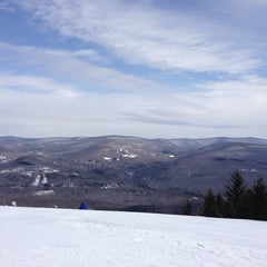 Photo taken at Belleayre Mountain Ski Center by Ellen C. on 3/16/2013