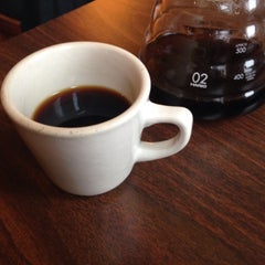 Photo taken at Rohs Street Cafe by Anna C. on 4/25/2015