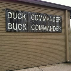 Photo taken at Duck Commander Headquarters by Bryan G. on 5/11/2013