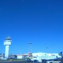 Photo taken at Aeropuerto Internacional de Guanajuato (BJX) by Master P. on 2/12/2013