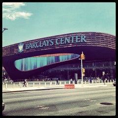 Photo taken at Barclays Center by Ryan A. on 7/20/2013