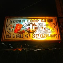 Photo taken at South Loop Club by Steve M. on 6/12/2015
