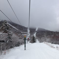 Photo taken at Sugarbush Resort - Lincoln Peak by Josh F. on 2/28/2013
