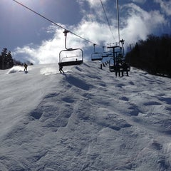 Photo taken at Killington Ski Resort by Josh F. on 3/20/2013