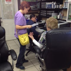 Photo taken at Town & Country Veterinary Clinic by tommy u. on 4/9/2014
