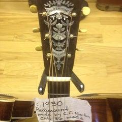 Photo taken at Gruhn Guitars by Lance P. on 3/15/2013