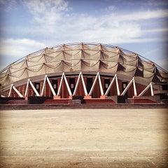 Photo taken at Palacio de los Deportes by Veneno R. on 3/2/2013