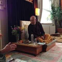 Photo taken at Tibetan Buddhist Center Of Philadelphia by Leah T. on 3/24/2013