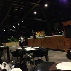 Photo taken at Mesa Filipino Moderne by LanT on 1/27/2013