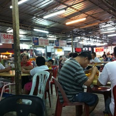 Photo taken at Yi Heng Food Court by William K. on 1/25/2013