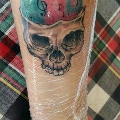 Photo taken at Tatuajes Mexico by Mariana M. on 7/28/2015