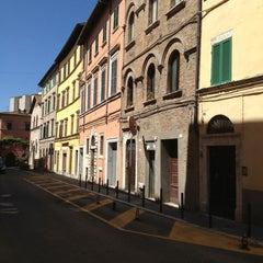 Photo taken at Corso Cavour by Domenico Fernando M. C. on 7/27/2013