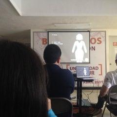 Photo taken at Universidad Del Sur by Ricardo O. on 8/22/2013