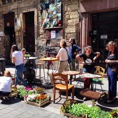 Photo taken at Kazinczy utca by aleksander on 5/10/2015