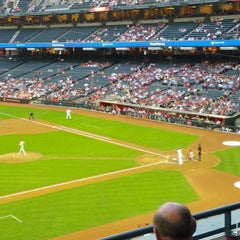 Photo taken at Chase Field by Capt R. on 5/10/2013