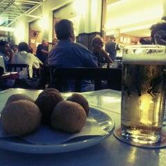Photo taken at Bar Bracarense by Dan B. on 10/25/2012