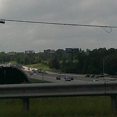 Photo taken at Interstate 85 by Andrè P. on 7/14/2013